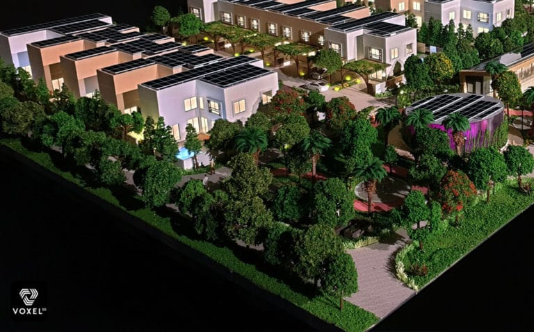 Voxel3d_Modelmaking_sharjah_sustainable_city_2